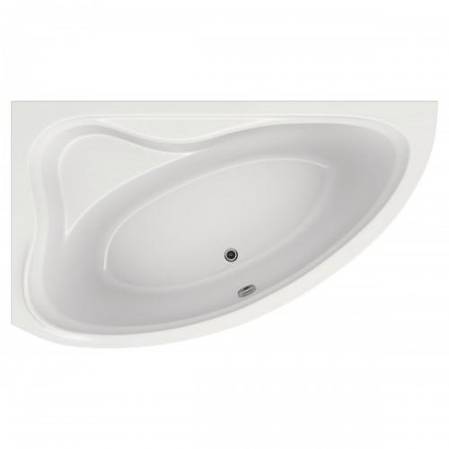 Ванна Bliss Fabia 160x100 (панель + каркас) левая