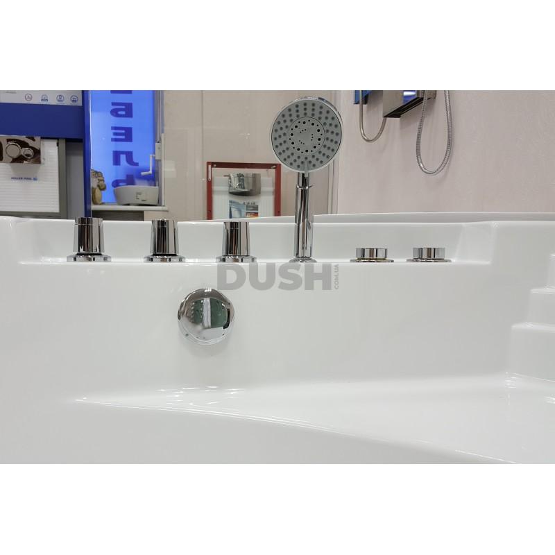 Ванна гидромассажная (0,7 кВт) VERONIS VG-067 150х150х62