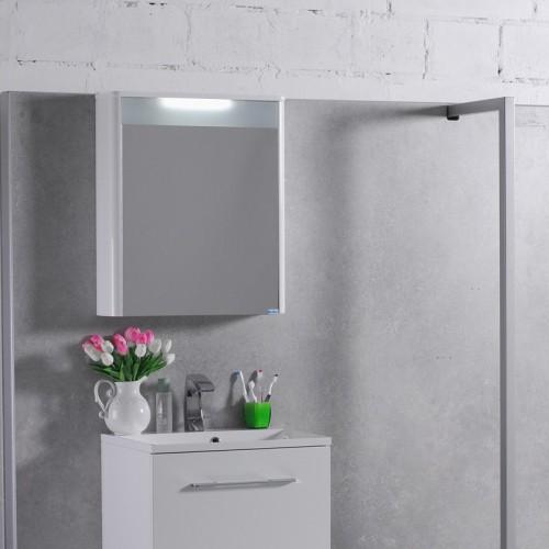 Дзеркало для ванної модель MC Santorini 600