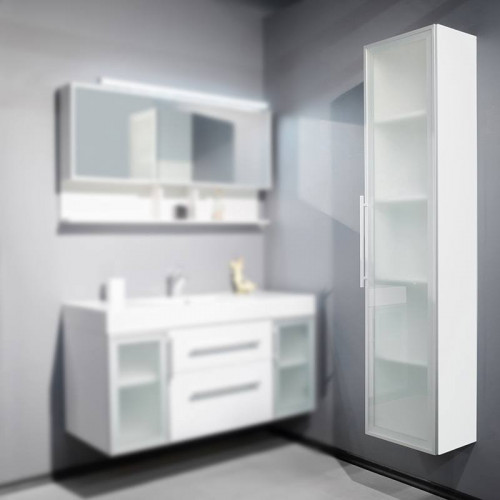 Пенал для ванной модель SCG
