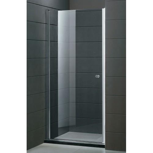 Душові двері ліві PARADISO 1000х1850 P2151SG-L (коричневі) AK