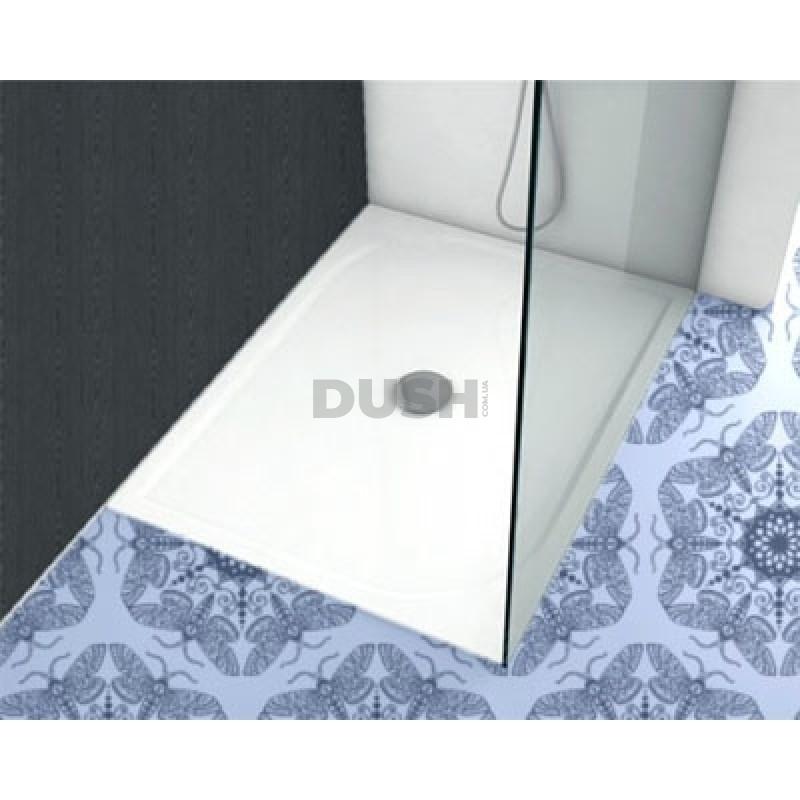 D1-12090-3 GRONIX Deniz - Душевой поддон из искусственного камня 120х90х3 см