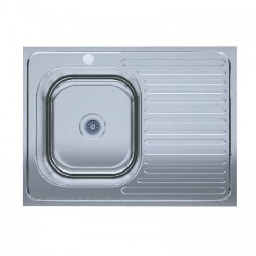 Кухонная мойка UA 6080-L Polish (UA6080LPOL04)