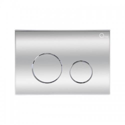 Панель змиву для унітазу Qtap Nest QT0111M11112CRM