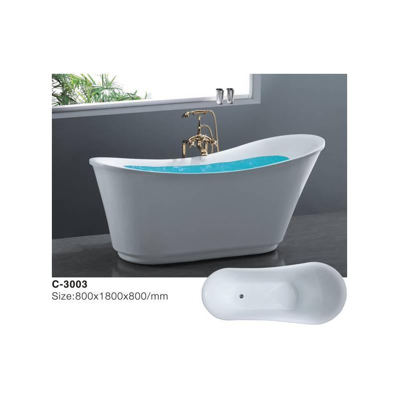 Акриловая ванна ATLANTIS C-3003