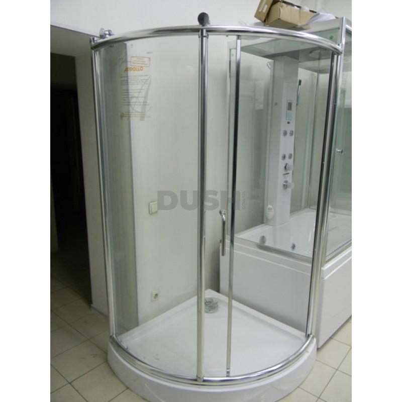 Душевая кабина APPOLLO TS-0515IV L 105х105х205