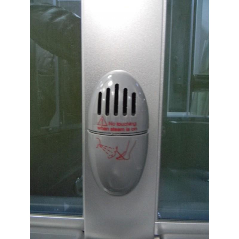 Паровий гідроаеромассажние душовою бокс з парою Appollo GUCI 856 148х148х220