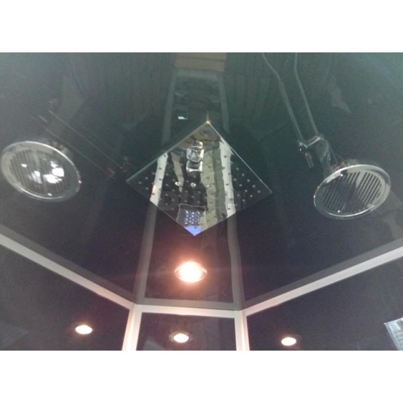 Гидромассажный душевой бокс  Artex ART-L1-99 90х90х215