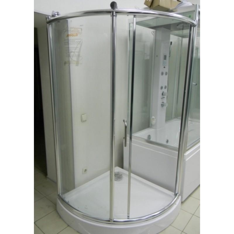 Душова кабіна APPOLLO TS-0515IV R 105х105х205